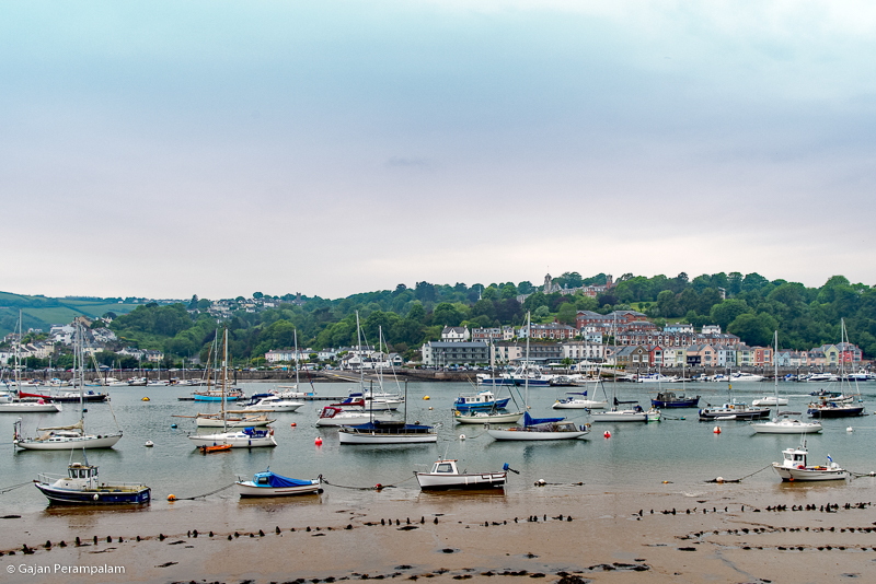 Dartmouth and River Dart, Devon, United Kingdom
