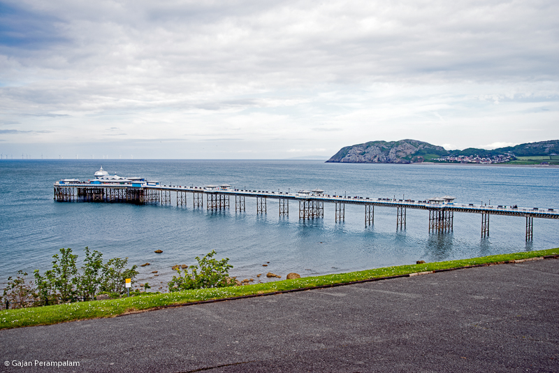 Llandudno Pier, Llandudno, North Wales, United Kingdom