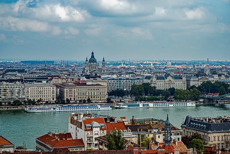 Budapest and Danube River, Hungary