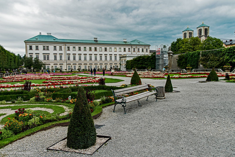 Mirabell Palace and Gardens, Salzburg, Austria