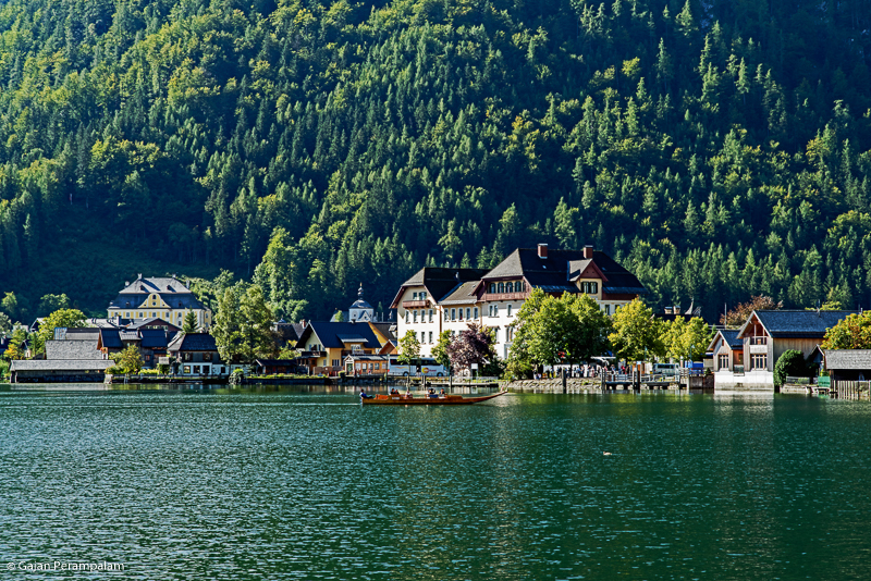 Hallstatt and Hallstätter See, A World Heritage Site, Austria