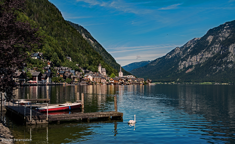 Hallstat and Hallstätter See, A world heritage site, Austria