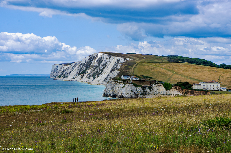 Freshwater Bay, Isle of Wight, United Kingdom